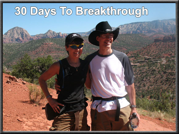 30 Days To Breakthrough